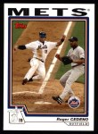 2004 Topps #490  Roger Cedeno  Front Thumbnail