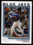 2004 Topps #394  Chris Woodward  Front Thumbnail