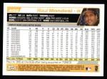 2004 Topps #402  Raul Mondesi  Back Thumbnail