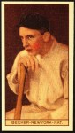 1912 T207 Reprints #9  Beals Becker  Front Thumbnail