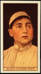 1912 T207 Reprint #16  Jimmy Block  Front Thumbnail