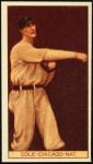 1912 T207 Reprint #31  Leonard Cole  Front Thumbnail