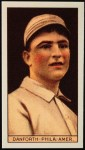 1912 T207 Reprint #37  Dave Danforth  Front Thumbnail