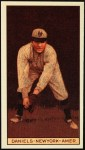 1912 T207 Reprints #38   Bert Daniels  Front Thumbnail