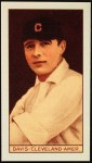 1912 T207 Reprint  Harry Davis  Front Thumbnail