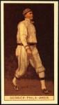 1912 T207 Reprint #42  Claud Derrick  Front Thumbnail