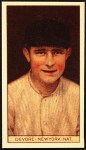 1912 T207 Reprints #44  Joshua Devore  Front Thumbnail