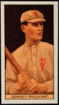 1912 T207 Reprint #48  Tom Downey  Front Thumbnail