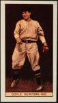 1912 T207 Reprint #49   Larry Doyle  Front Thumbnail