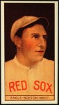 1912 T207 Reprints #53   Clyde Engle   Front Thumbnail
