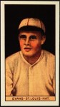 1912 T207 Reprint #55  Louis Evans  Front Thumbnail