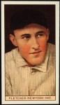 1912 T207 Reprint #58  Arthur Fletcher  Front Thumbnail