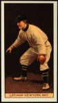 1912 T207 Reprint #97  W. Arlington Latham  Front Thumbnail