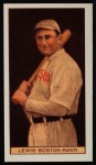 1912 T207 Reprints #101  Duffy Lewis  Front Thumbnail