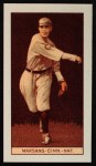 1912 T207 Reprints #109  Armando Marsans  Front Thumbnail
