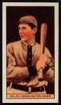 1912 T207 Reprint #118  Clyde Milan  Front Thumbnail