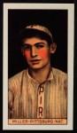 1912 T207 Reprint #119  Dots Miller  Front Thumbnail