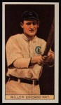 1912 T207 Reprint #122  Ward Miller  Front Thumbnail