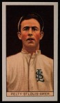 1912 T207 Reprint #142  Barney Pelty  Front Thumbnail