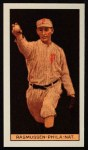 1912 T207 Reprints #148  Arthur Rasmussen  Front Thumbnail