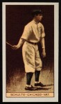 1912 T207 Reprints #157  Wildfire Schulte   Front Thumbnail