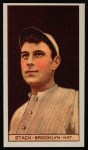 1912 T207 Reprint #166  Edward Stack  Front Thumbnail