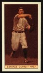 1912 T207 Reprint #167  Oscar Stanage  Front Thumbnail