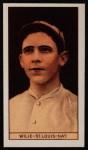 1912 T207 Reprint #189  Ernest 'Dewey' Wilie    Front Thumbnail