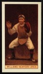 1912 T207 Reprint #190  Bob Williams  Front Thumbnail
