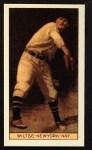 1912 T207 Reprint #193  Hooks Wiltse  Front Thumbnail