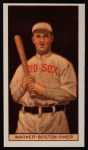 1912 T207 Reprint #182  Charles 'Heinie' Wagner    Front Thumbnail