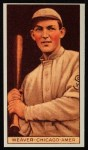 1912 T207 Reprint #186  George 'Buck' Weaver    Front Thumbnail