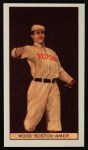1912 T207 Reprint #196  Joe 'Smokey' Wood    Front Thumbnail