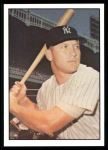 1978 TCMA The 60's #262  Mickey Mantle  Front Thumbnail