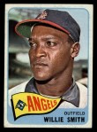 1965 Topps #85  Willie Smith  Front Thumbnail