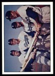 1979 TCMA The 50's #43   -  Duke Snider / Gil Hodges / Roy Campanella / Carl Furillo Dodger Power Front Thumbnail
