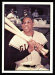 1979 TCMA The 50's #6  Willie Mays  Front Thumbnail