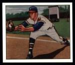 1950 Bowman REPRINT #163  Earl Torgeson  Front Thumbnail