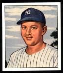 1950 Bowman REPRINT #215  Eddie Lopat  Front Thumbnail