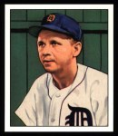 1950 Bowman REPRINT #212  Jerry Priddy  Front Thumbnail