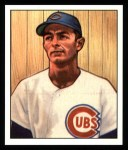 1950 Bowman REPRINT #115  Roy Smalley  Front Thumbnail