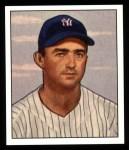 1950 Bowman REPRINT #102  Billy Johnson  Front Thumbnail