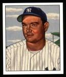 1950 Bowman REPRINT #139  Johnny Mize  Front Thumbnail