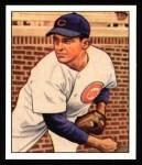 1950 Bowman REPRINT #196  Doyle Lade  Front Thumbnail