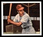 1950 Bowman REPRINT #204  Granny Hamner  Front Thumbnail