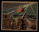 1941 Gum Inc. Uncle Sam Home Defense #9   Anti-Aircraft Crew Front Thumbnail