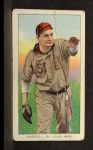 1909 T206 THR Rube Waddell  Front Thumbnail