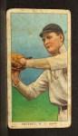 1909 T206 NY Jeff Sweeney  Front Thumbnail