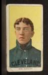 1909 T206 POR Addie Joss  Front Thumbnail