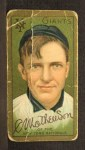 1911 T205  Christy Mathewson  Front Thumbnail